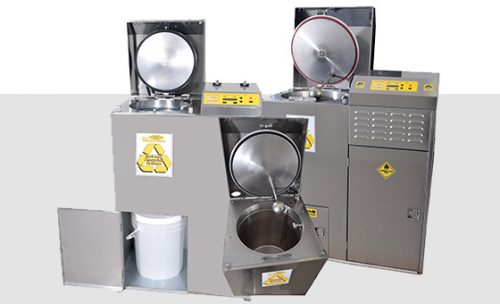 SOLVENT RECYCLERS - INDUSTRIAL IN USA & Canada